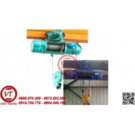 Pa lăng cáp điện CD 3 tấn - 12m (di chuyển) (VT-PL74)