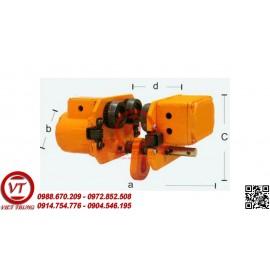 Cụm di chuyển pa lăng xích điện KIO 500kg (VT-PL281)