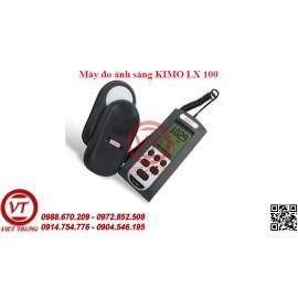 Máy đo ánh sáng KIMO LX 100 (VT-MDAS09)