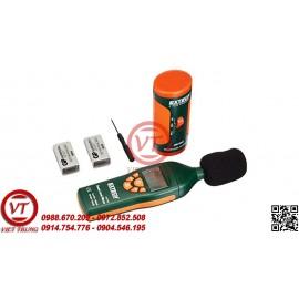Máy đo âm thanh với bộ hiệu chuẩn EXTECH 407732-KIT (VT-MDDA46)