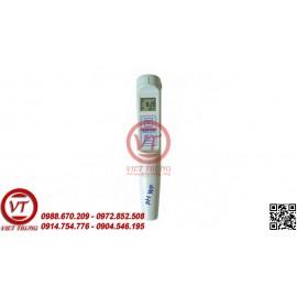 Bút đo pH, nhiệt độ điện tử MILWAUKEE pH55 chống nước (VT-BDPH40)