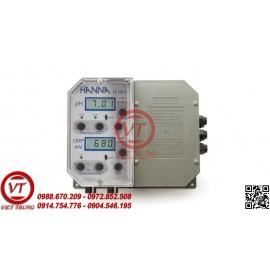 Bộ Điều Khiển Kép pH/EC Treo Tường HannaHI9913-2 (VT-BDKPH25)
