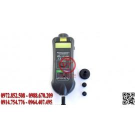 Máy đo tốc độ vòng quay Lutron DT-1236L đo tiếp xúc & ko tiếp xúc (VT-DVQ04)