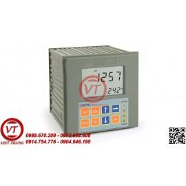 Bộ điều khiển EC/TDS 2 điểm, kiểm soát on/off và PID, ngõ ra RS232 Hanna HI710222-2 (VT-MDDT72)