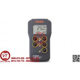 Máy đo nhiệt độ 2 kênh HI935002 (VT-MDNDTX05)