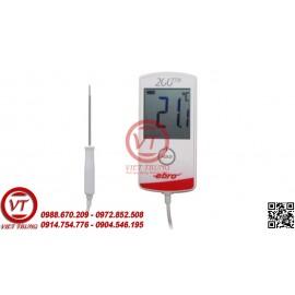Máy đo nhiệt độ cầm tay EBRO TTX 200 (VT-MDNDDA10)