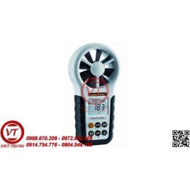 Máy đo tốc độ gió, lưu lượng gió LaserLiner 082.140A (VT-MDTDG01)
