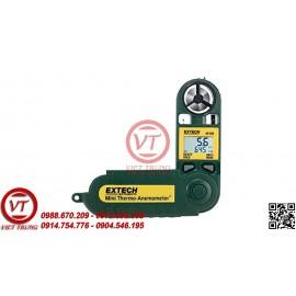 Máy đo tốc độ gió nhiệt độ độ ẩm EXTECH 45158 (VT-MDTDG38)