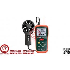 Máy đo tốc độ gió lưu lượng khí và nhiệt độ hồng ngoại Extech AN200 (VT-MDTDG41)