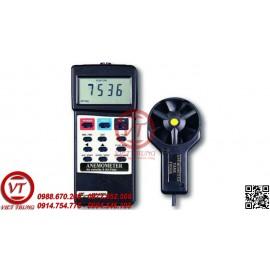 Máy đo tốc độ gió - lưu lượng gió Lutron AM-4206 (VT-MDTDG48)